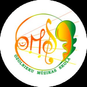 Ozolnieku Mūzikas un mākslas skolas logo